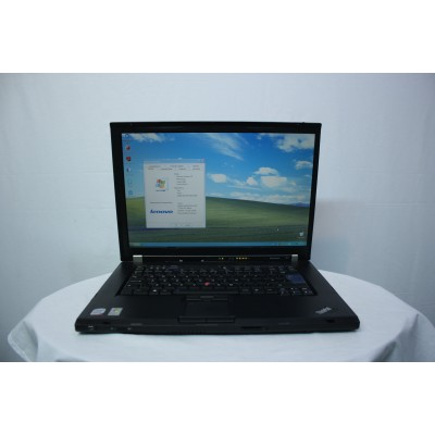 Laptop Ieftin  Lenovo Thinkpad T61, Core 2 Duo T7100, 2GB RAM, 80Gb HDD, 15.4