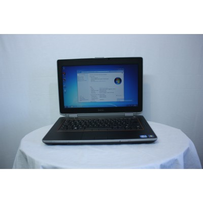 Laptop Refurbished  Dell Latitude E6420, Core i5 2520M, 4GB RAM, 320Gb HDD, 14.1