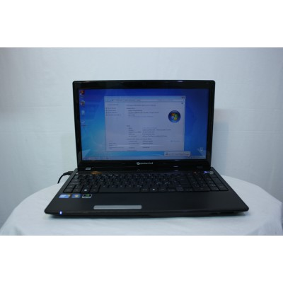 Laptop Ieftin   EasyNote TM85, Core i5 M460, 4GB RAM, 160Gb HDD, 15.6