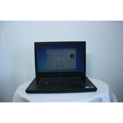 Laptop la pret bun  Dell Latitude E6510, Core i5 M560, 4GB RAM, 160Gb HDD, 15.6