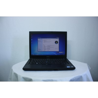Laptop Refurbished  Dell Latitude E6410, Core i5 M560, 4GB RAM, 250Gb HDD, 14.1