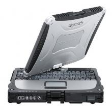 Notebook Panasonic CF-19 MK3, Core 2 Duo U9300, 2GB RAM, 160Gb HDD, 10.4