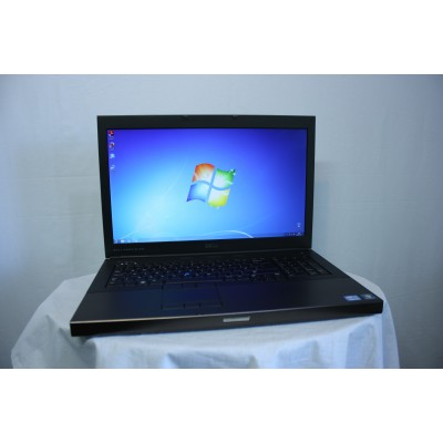 Laptop oferta  Dell Precision M6600, Core i7 2640M, 4GB RAM, 750GB HDD, 17.3