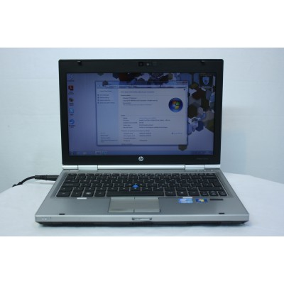 Laptop SH  HP Elitebook 2560P, Core i5 2410M, 4GB RAM, 250Gb HDD, 12.5