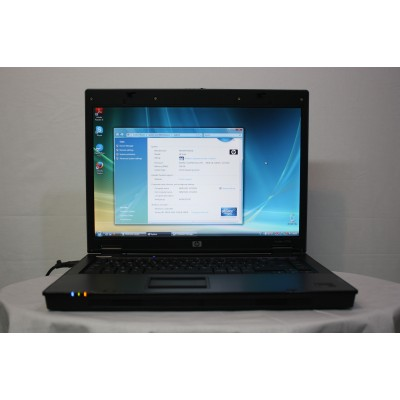 Laptop Ieftin  HP Compaq 6710B, Core 2 Duo T7500, 2GB RAM, 80Gb HDD, 15.4