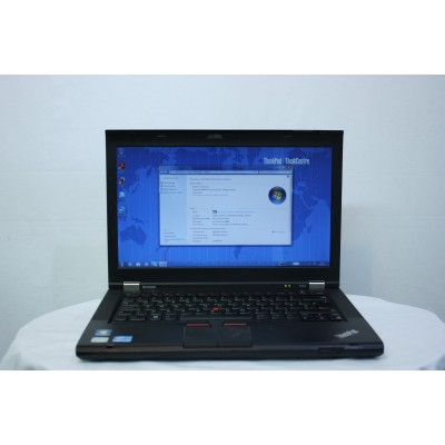 Leptop  Lenovo Thinkpad T430, Core i7 3520M, 4GB RAM, 250Gb HDD, 14.1