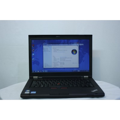 Laptop SH  Lenovo Thinkpad T430, Core i5 3320M, 4GB RAM, 250Gb HDD, 14.1