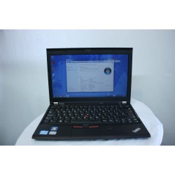 Notebook  Lenovo Thinkpad X230, Core i5 3320M, 4GB RAM, 250Gb HDD, 12.5